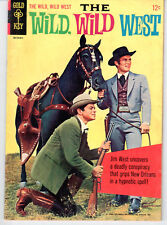 THE WILD WILD WEST NO 2 | Gold Key comic | 1966 | VG/F CONDITION
