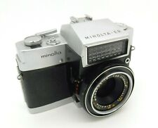 Rare Minolta-ER Early 35mm SLR Camera (Faulty Meter)