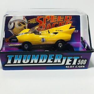 Johnny Lightning Round2 Shooting Star from Speed Racer, ThunderJet, New in Cube