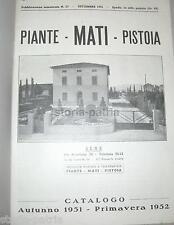 TOSCANA_PISTOIA_AGRICOLTURA_FRUTTA_PIANTE_FIORI_PIANTE OFFICINALI_VIVAI_CATALOGO