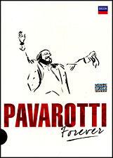 PAVAROTTI  FOREVER * New Sealed DVD * Concert Videos * Region 0  All DVD players