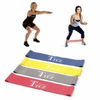 gym loop exercice l'entraînement en force ruber élastique bandes de résistance