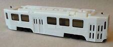 HO Kawasaki Single-End LRV Trolley Plastic Model Body Kit by IHP