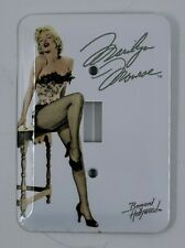 Marilyn Monroe Light Switch Wall Plate Cover