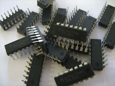 MOTOROLA MC74HCT74AN 74HCT74 IC Integrated Circuit 14-Pin - Lot of 20 NEW!! NOS