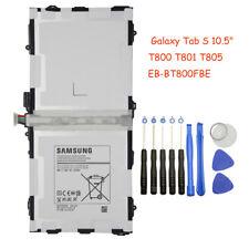 "OEM Battery For Samsung Galaxy Tab S 10.5"" T800 T801 T805 EB-BT800FBE 7900mAh"