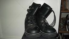 Harley Davidson Women's Boot size Size 7 1/2 m, double buckles, worn a few times