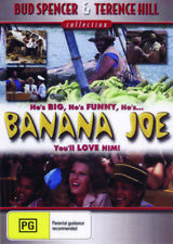 Banana Joe DVD Postage Within Australia Region 4