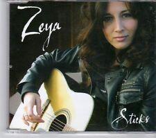 (EW423) Zeya, Sticks - 2008 CD