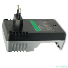 EU Plug Standard Power Charger for AA/AAA/9V/Ni-MH/Ni-Cd Rechargeable Battery