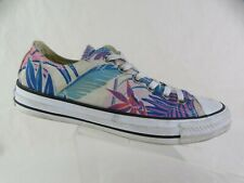 CONVERSE All-Star Low Floral Sz 8 Women Sneakers