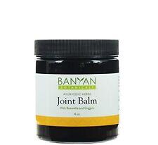 Banyan Botanicals Joint Balm - Certified Organic, 4 oz - Boswellia and Guggulu
