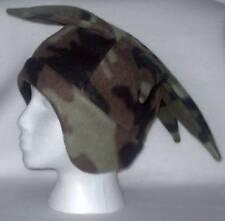 NEW fleece jester snowboard hat- camo