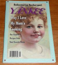 YANKEE Magazine May 1997 Mom's Cooking // Newburyport // Norfolk Conn.