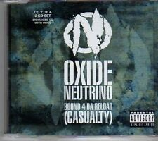 (CK811) Oxide & Neutrino, Bound 4 Da Reload - 2000 CD