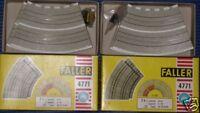 Faller AMS 4771 --  Steilkurve  in OVP