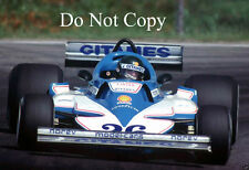 Jacques laffite ligier JS7 F1 saison 1977 photographie 2