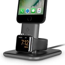 Twelve South HiRise Duet Dual Charging Stand for iPhone and Apple Watch-12-1634