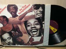 The Temptations: Do The Temptations (Strong VG+ 1st Press Gordy) LP