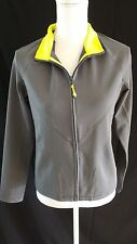 Inmotion By New York And Company Athletic Gray Jacket Size Small Z5