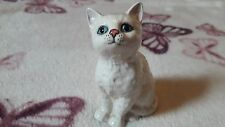 BESWICK, PERSIAN KITTEN-SEATED, LOOKING UP, MODEL 1886, 1963-1989. A