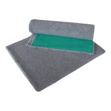"VETFLEECE Dog Bed Greenback Whelping Fleece Pro Bedding 30"" x 24"" Grey"