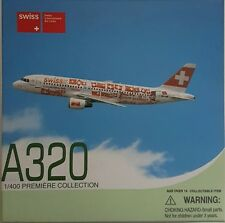 Dragon Wings Swiss A320 1:400