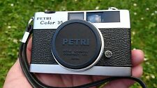 PETRI Color 35 (not 35E)  with Case Make in Japan