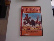 COLT WESTERN Roman Heft Nr. 32 Büffel im Windmill-Tal