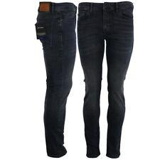 Hugo Boss Jeans Trousers Slim Fit Super Setretch Dark Blue Delaware 50437065 409