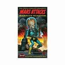Moebius 936 Mars Attacks Martian Warrior Figure Diorama plastic model kit 1/8