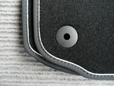 $$$ Original Lengenfelder Fußmatten passend für Fiat 500 + SPORT + Nubuk + NEU $