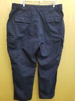 5.11 Tactical Series Men Cargo Pants Size 39.5-43 XL Waist Inseam Long Blue