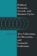 Political Economy, Growth, and Business Cycles (Paperback or Softback)