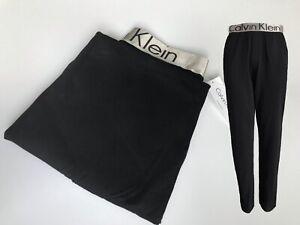 Calvin Klein CK Men's Cotton Pyjama Bottom / Pants Black Medium or Large RRP £45