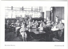 """~Post Card~""""The Broadway School"""" (No Heater/Air In Class) *Hackensack NJ (#201)"""