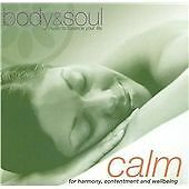 Body and Soul - Calm, Tony White, Very Good