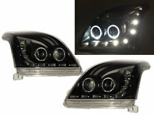 LAND CRUISER PRADO 120 03-09 3D/5D Angel-Eye R8Look Headlight BK for TOYOTA RHD