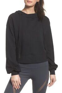 ALO Yoga Women's Social Long Sleeve Top Yoga sweatshirt size S