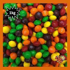 1KG SKITTLES FRUITY LOLLIES ORIGINAL SKITTLES COLOURFUL LOLLIES