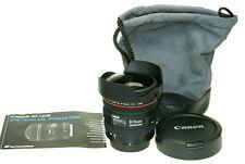 Canon EF 8-15mm / 4,0L  Fisheye USM