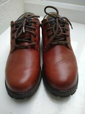 Brasher Country Classic Leather Walking Shoes. Size 7. Worn twice.