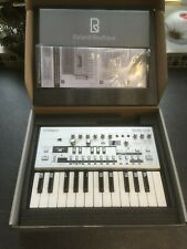 Roland TB-03 and twinned K25m Keyboard (TB-303)