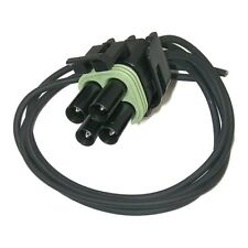 Parts Master 84031 GM 4-Wire Idle Air Control (IAC) Pigtail Connector