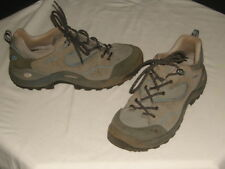 Gray/Blue LOWA Tempest Lo Low Cut Trail Hiking Shoes Boots Men's US 8