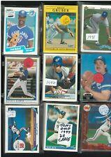 1993 TOPPS TORONTO BLUE JAYS 28 CARD SET OF TEAMMATES WITH ROBERTO ALOMAR MINT