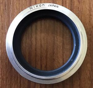 Nikon Reversing Ring  For 52 mm Lens used