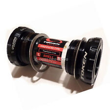 BLACK ROAD SHIMANO TK877TBT * TOKEN Titan Ceramic BB Bottom Bracket 68MM /USPS