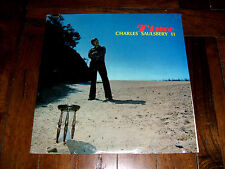 Charles Saulsbery II - Time 1970s SEALED Mint M- LP Christian Soul Andrae Crouch