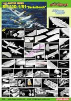 "DRAGON 5556 1/48 MASTER SERIES Bf110D-1/R1 ""Dackelbauch"" plane MODEL 2019 NEW"